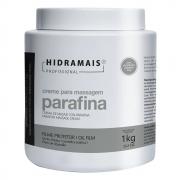 Creme de Massagem Parafina Hidramais - 1kg.