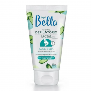 Creme Depilatório Facial Depil Bella Aloe Vera 40g.