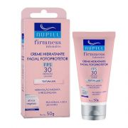 Creme Hidratante Facial Fotoprotetor Nupill Firmness Intensive FPS 30 50g