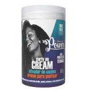 Curly On Cream Creme para Pentear Soul Power 800g.