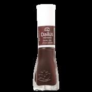 Esmalte Dailus 233 Bolo de Chocolate Cremoso 8ml.