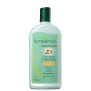 Farmaervas Camomila e Amêndoas Condicionador 320ml.