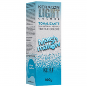 Tonalizante Light Colors Keraton Marshimallow 100g