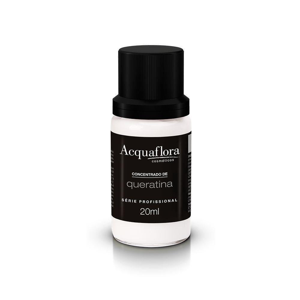 Ampola Concentrado de Queratina 20ml Acquaflora