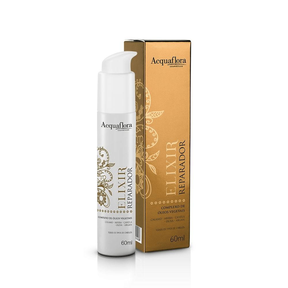 Sérum Reparador Elixir Acquaflora 60ml.