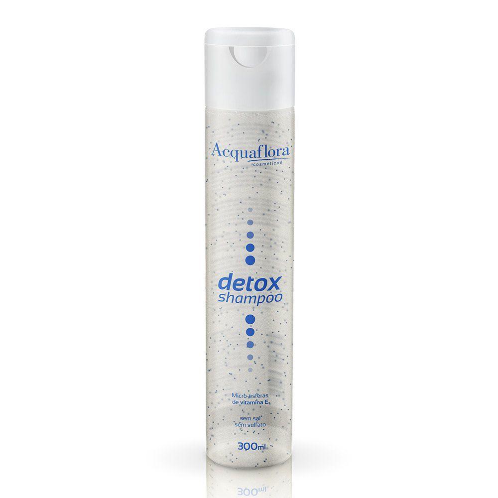 Shampoo Detox Acquaflora 300ml.