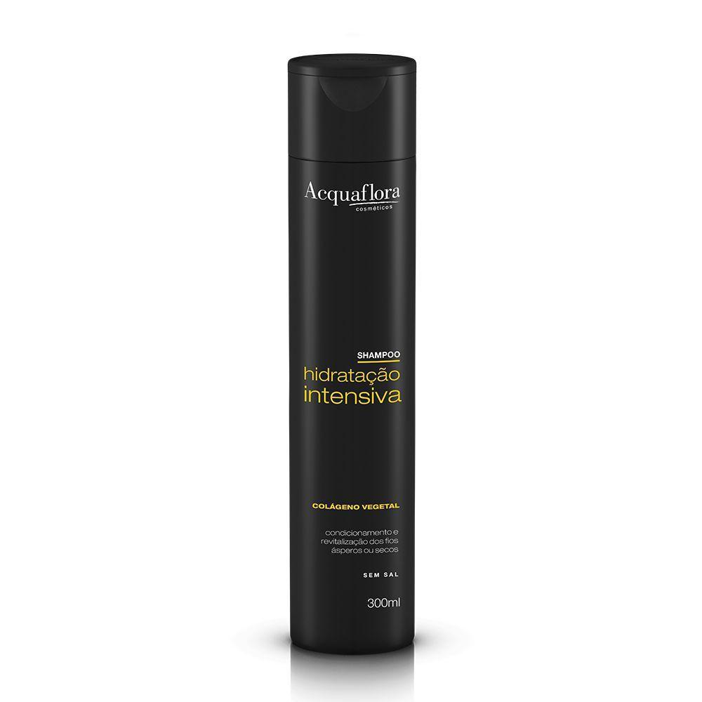Shampoo Hidratação Intensiva Acquaflora 300ml.