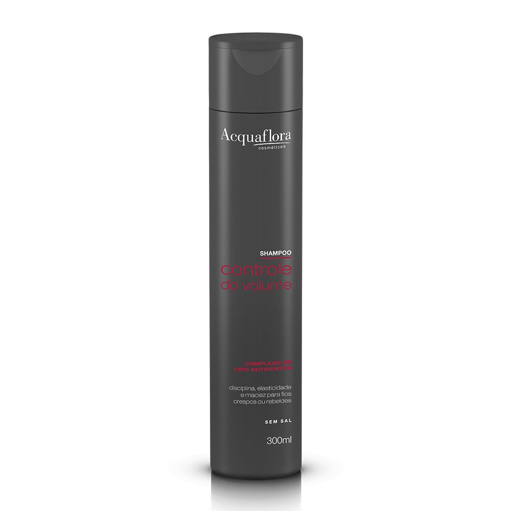 Acquaflora Shampoo Controle do Volume 300ml.