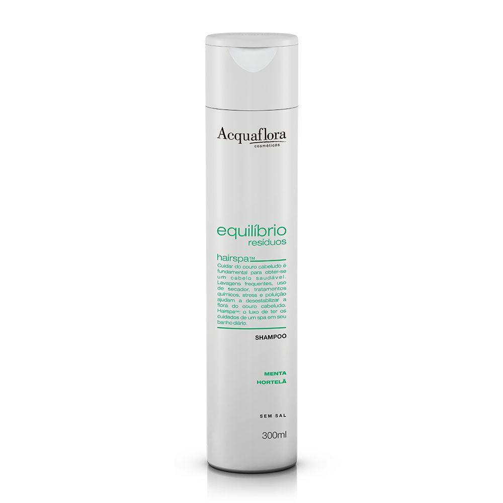 Acquaflora Shampoo Equilibrio Residuos 300ml.