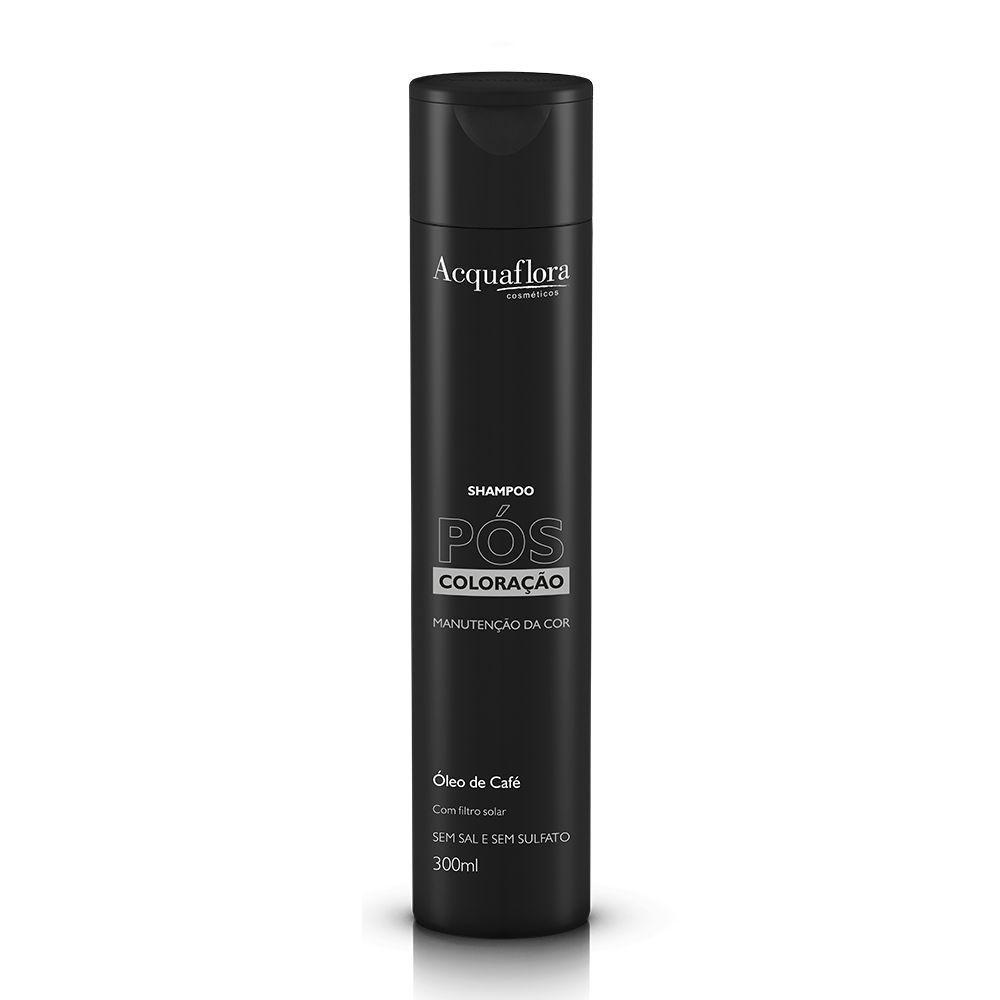 Shampoo Pós-Coloração Acquaflora 300ml.