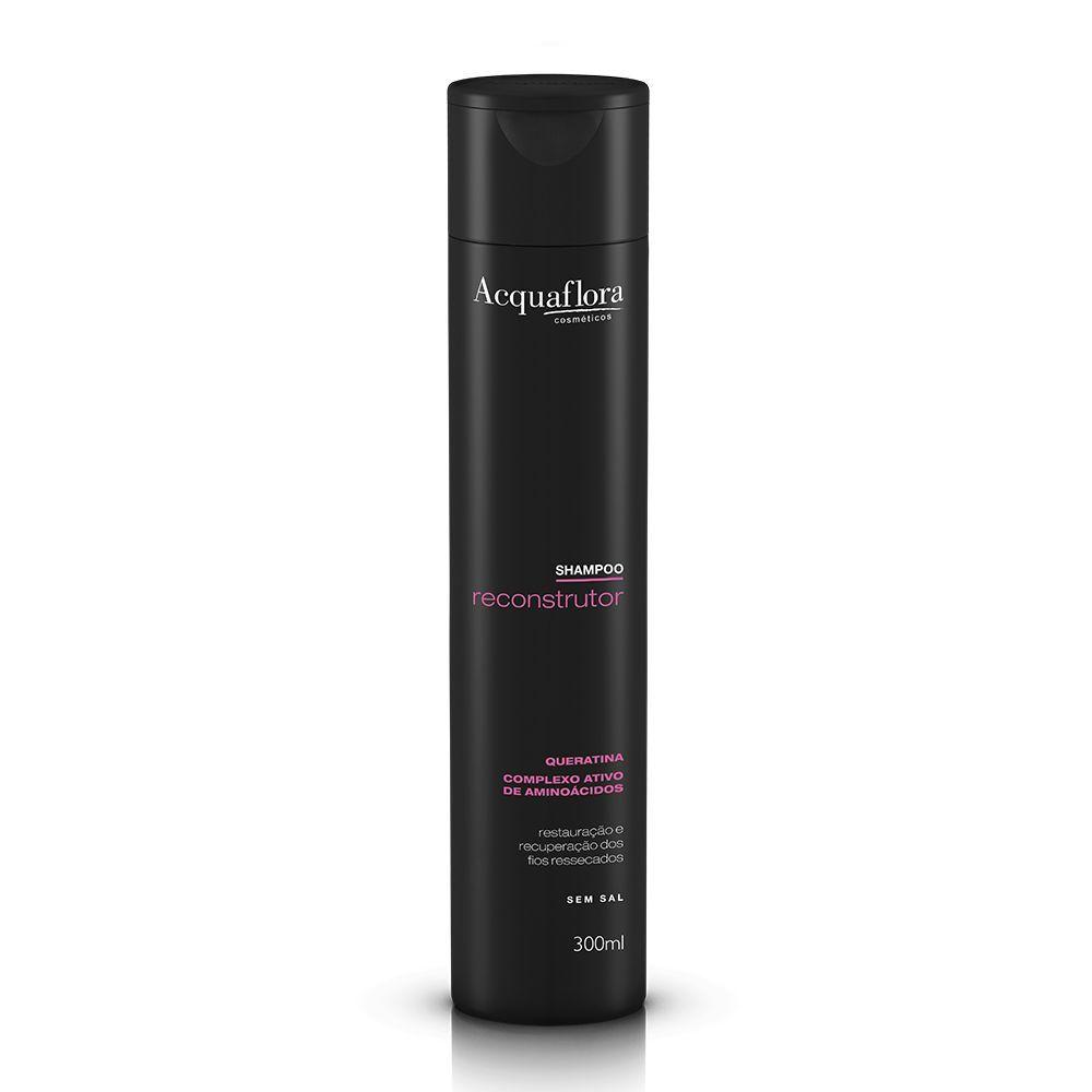 Shampoo Reconstrutor Acquaflora 300ml.