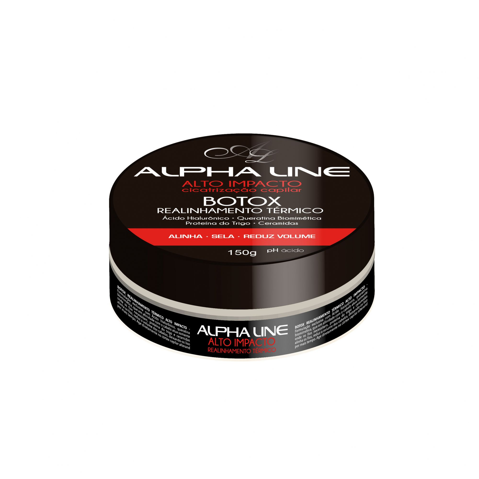 Alpha Line Botox Alto Impacto 150ml.