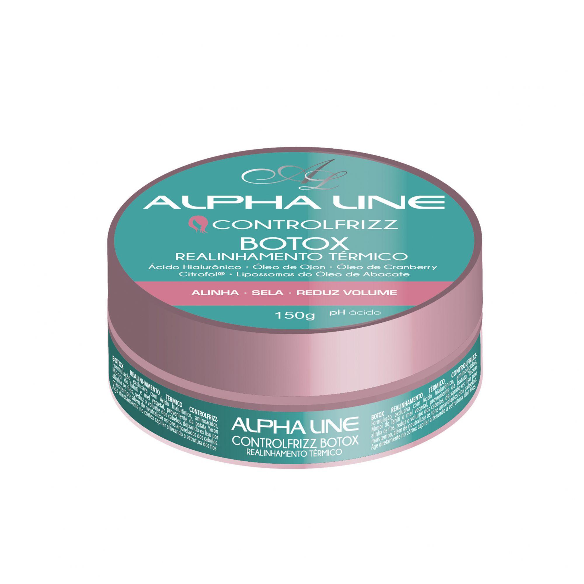 Botox Controlfrizz 150ml Alpha Line