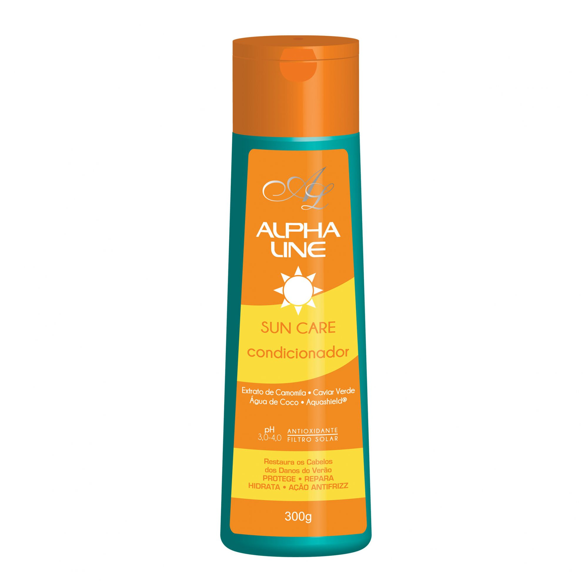 Alpha Line Condicionador Sun Care 350g.
