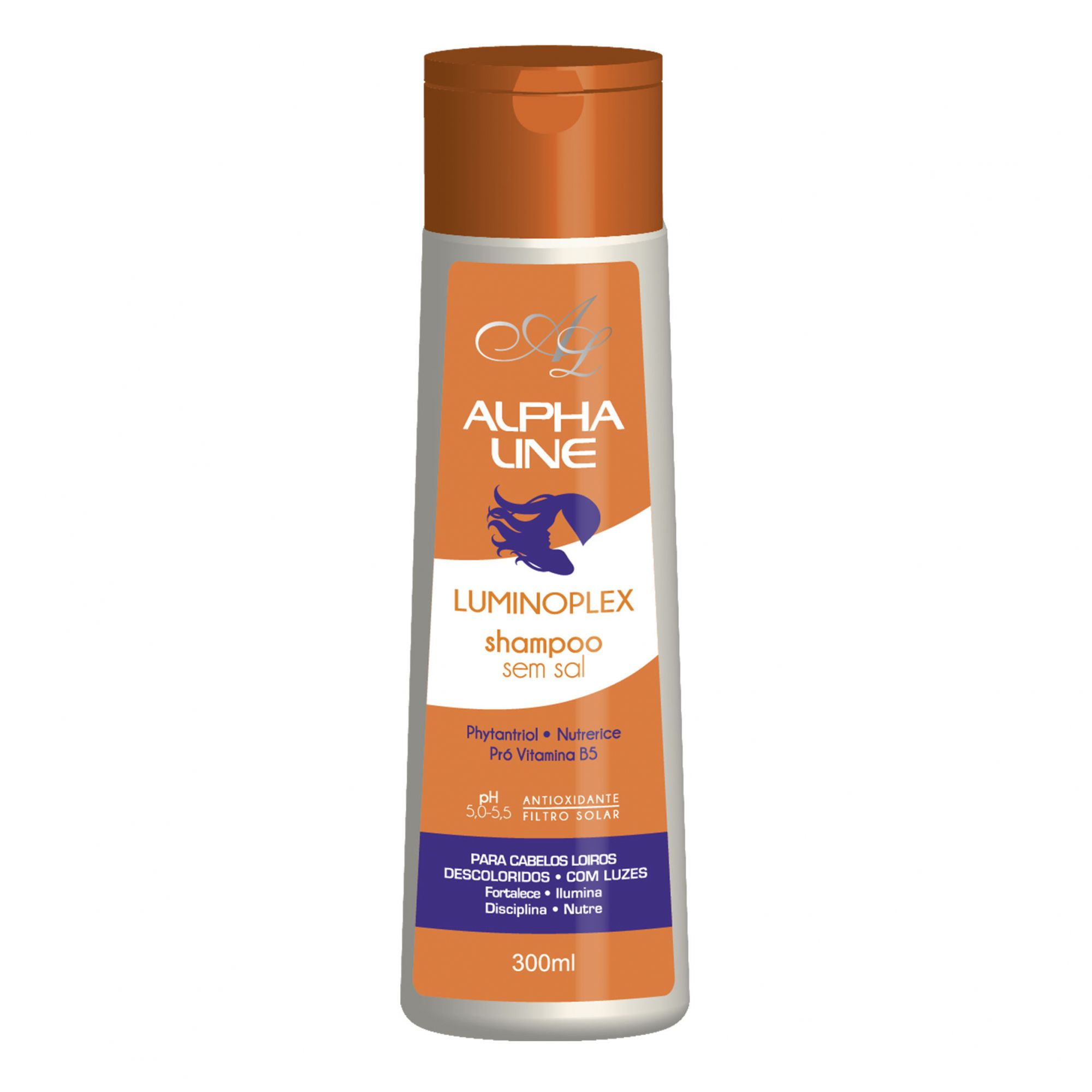 Luminoplex Shampoo 300ml Alpha Line