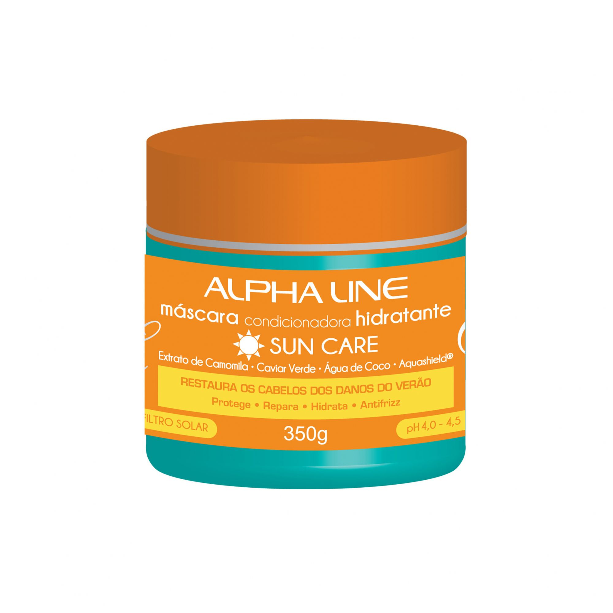 Alpha Line Máscara Sun Care 350g.
