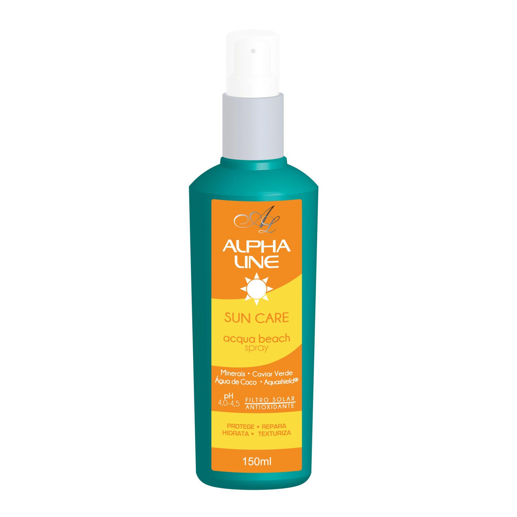 Alpha Line Spray Sun Care 150g.