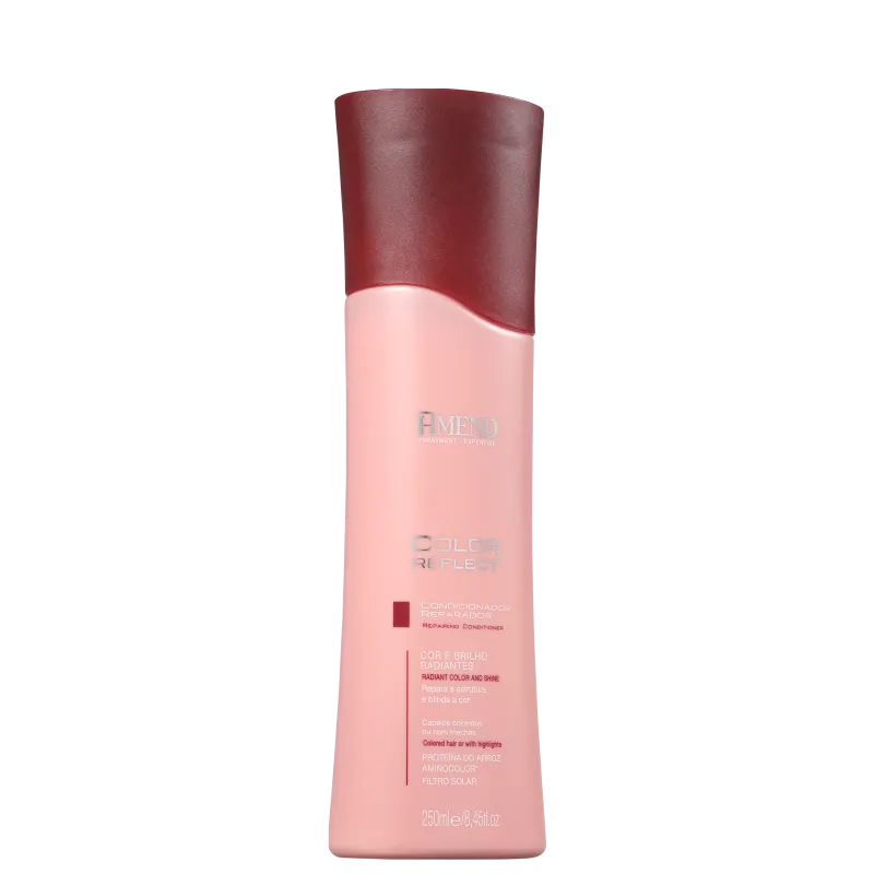 Amend Color Reflect Reparador - Condicionador 250ml.