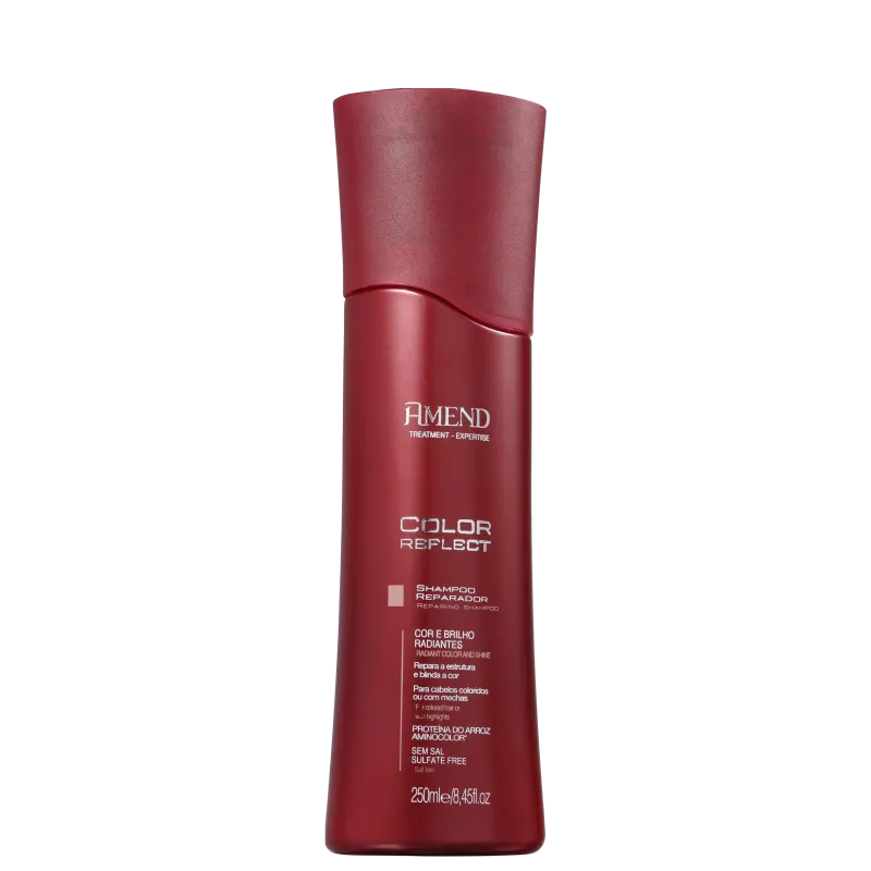Shampoo Color Reflect Reparador 250ml Amend