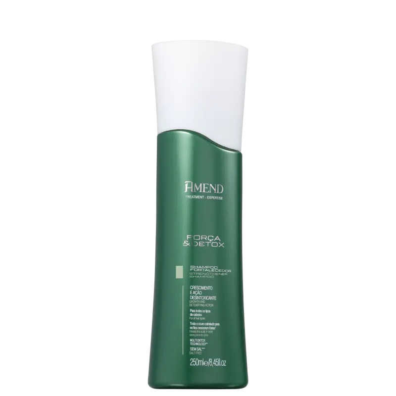 Amend Força e Detox - Shampoo 250ml.