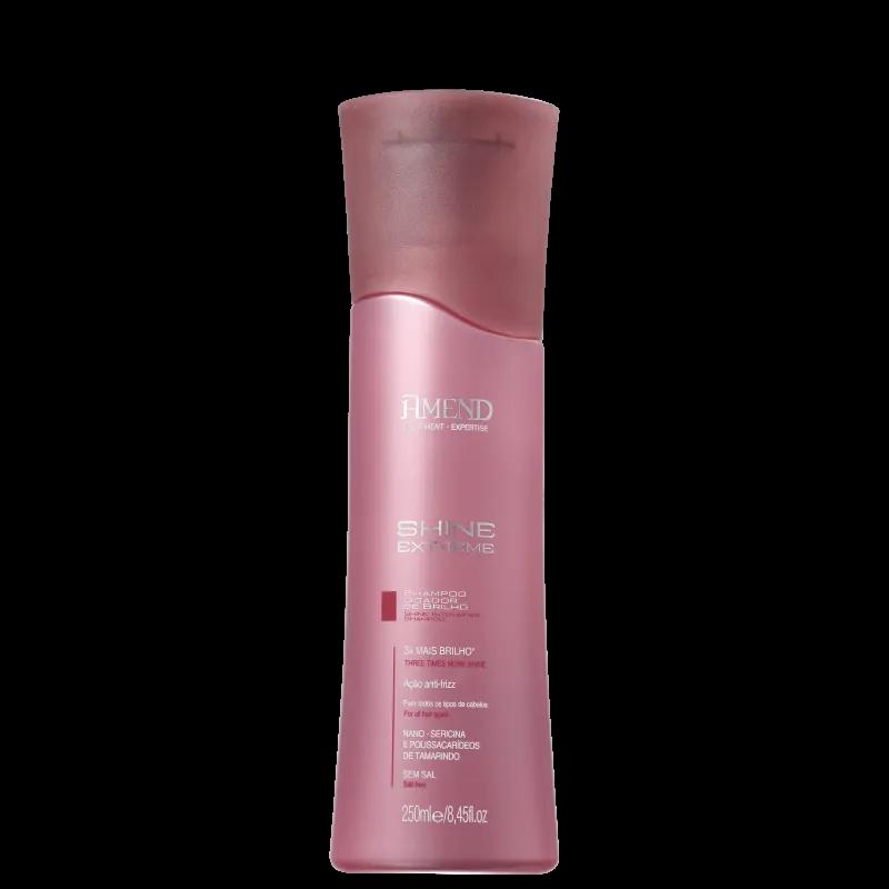 Shampoo Shine Extreme Doador de Brilho 250ml Amend