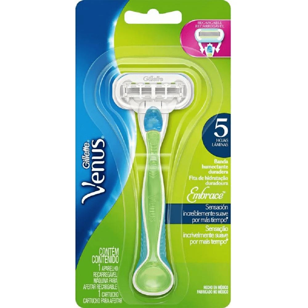 Aparelhos para depilação Feminina Gillette Vênus Sensitive