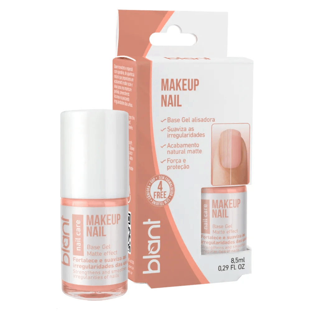 Base em Gel Blant Make Up Nail 8,5ml