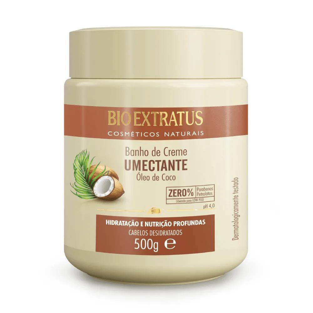 Bio Extratus Banho de Creme Umectante 500g.