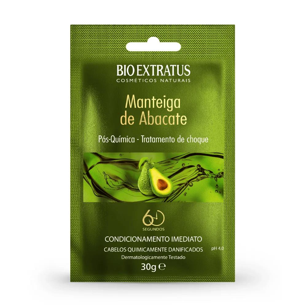 Bio Extratus Dose Manteiga de Abacate 30g.