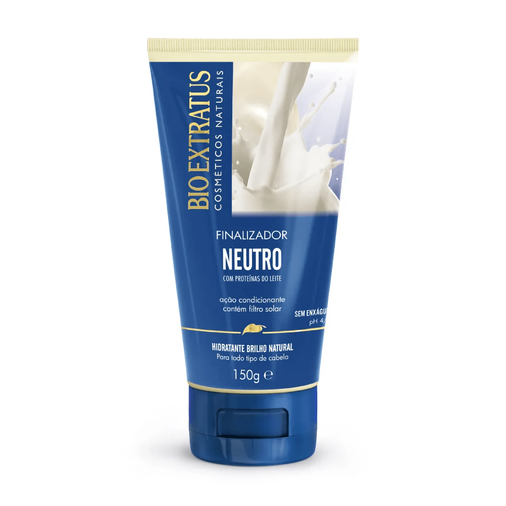Bio Extratus Finalizador Neutro 150g.