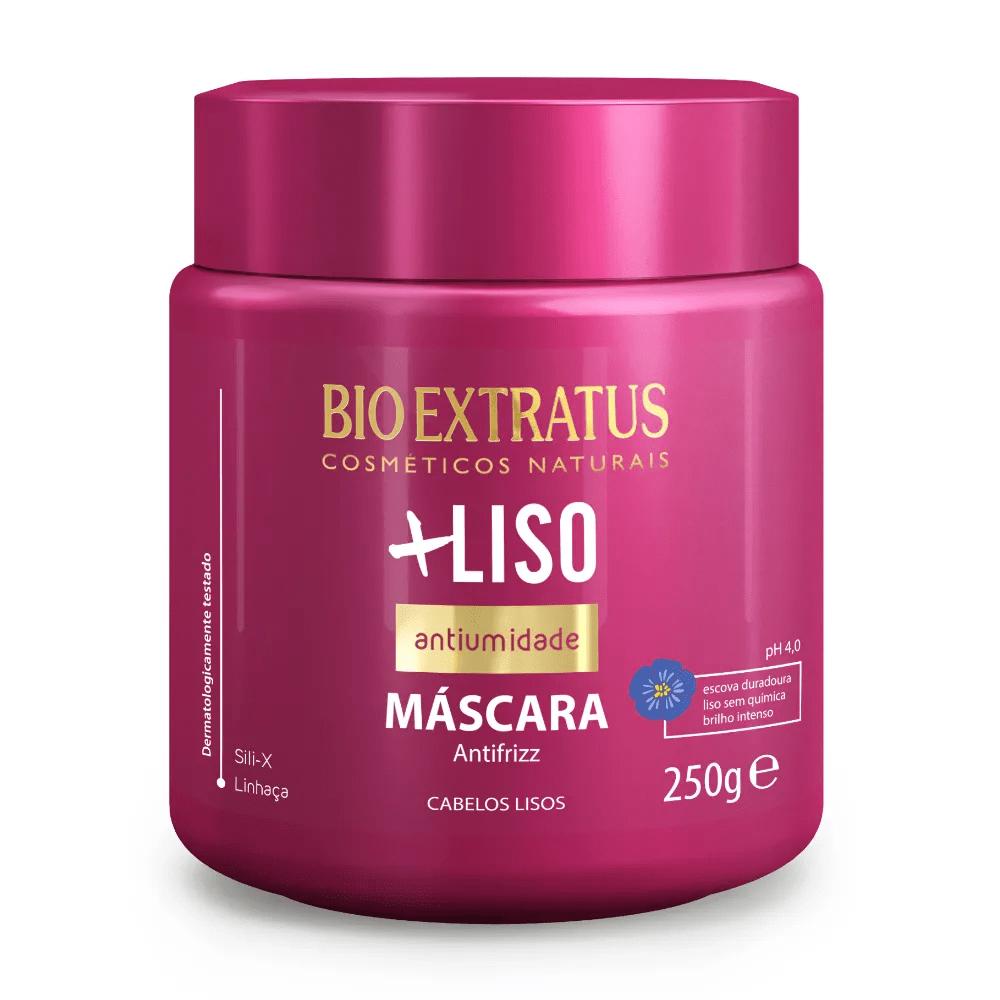 Bio Extratus Máscara +Liso 250g.