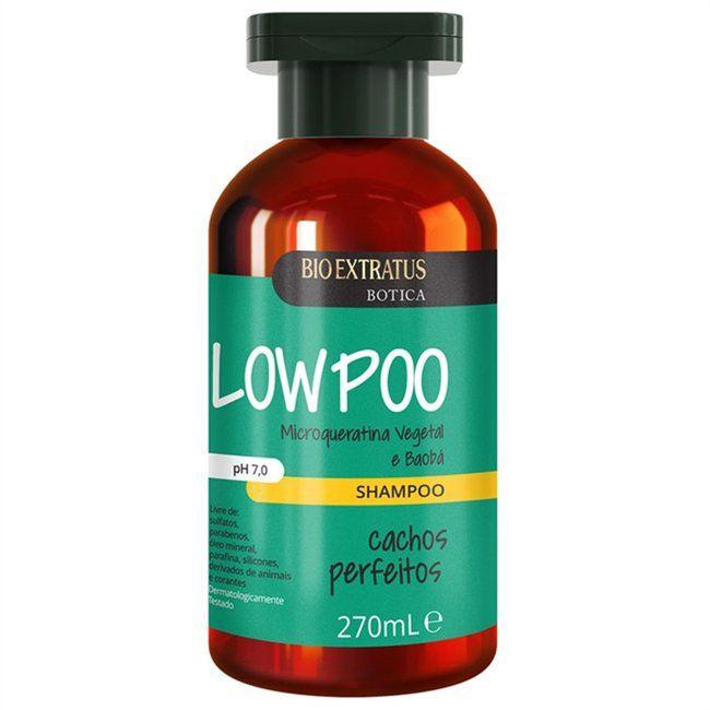 Bio Extratus Shampoo Botica Cachos Co Wash 270ml