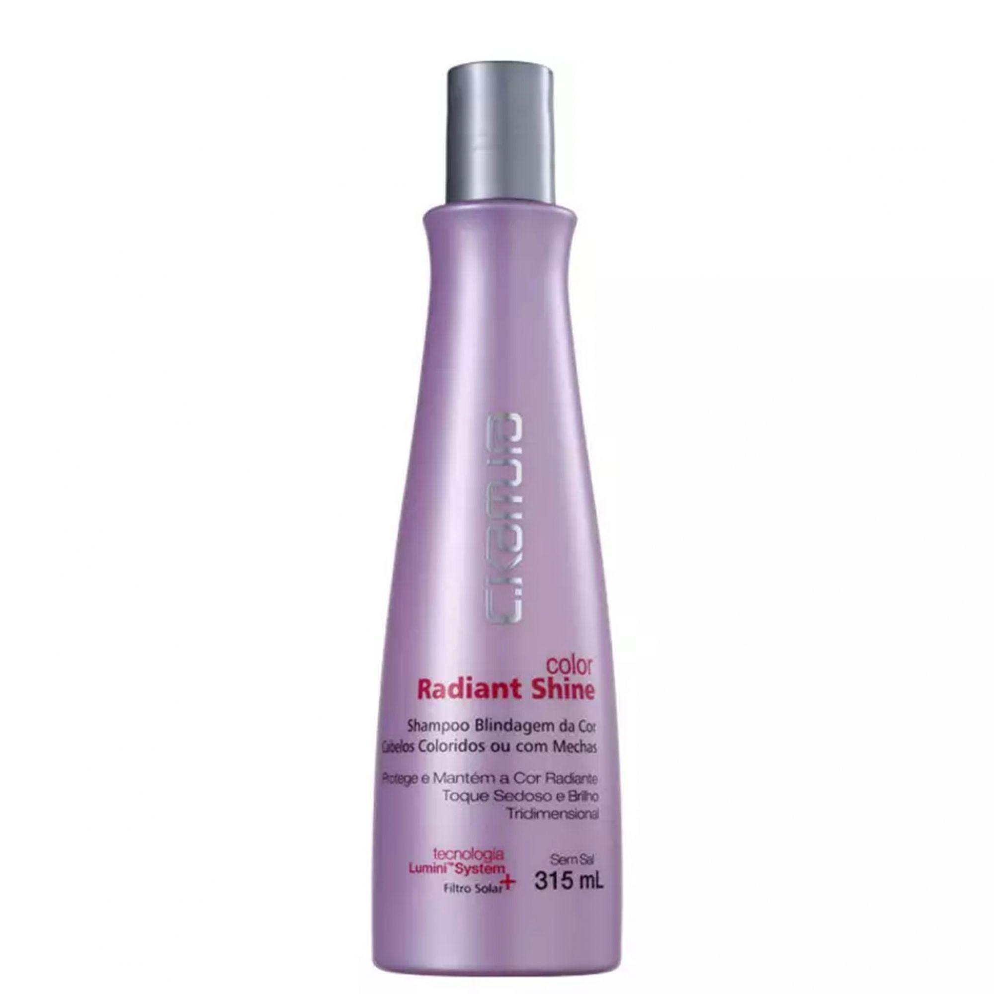 C.Kamura Color Radiant Shine - Shampoo 315ml.