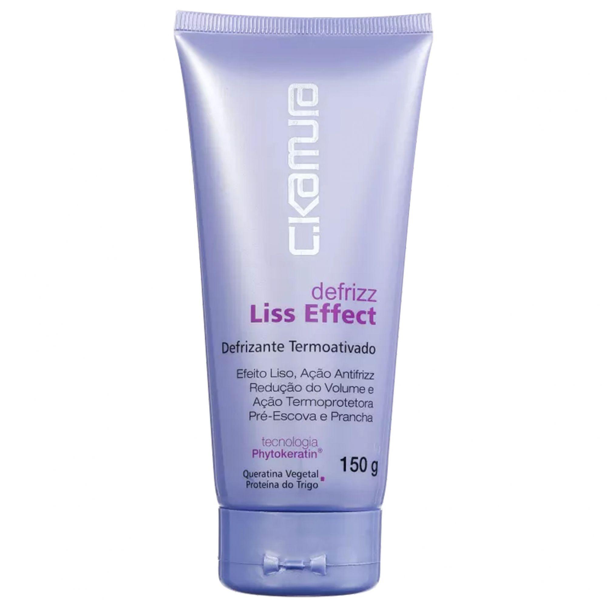 C.Kamura Defrizz Liss Effect - Creme Anti-Frizz 150g.