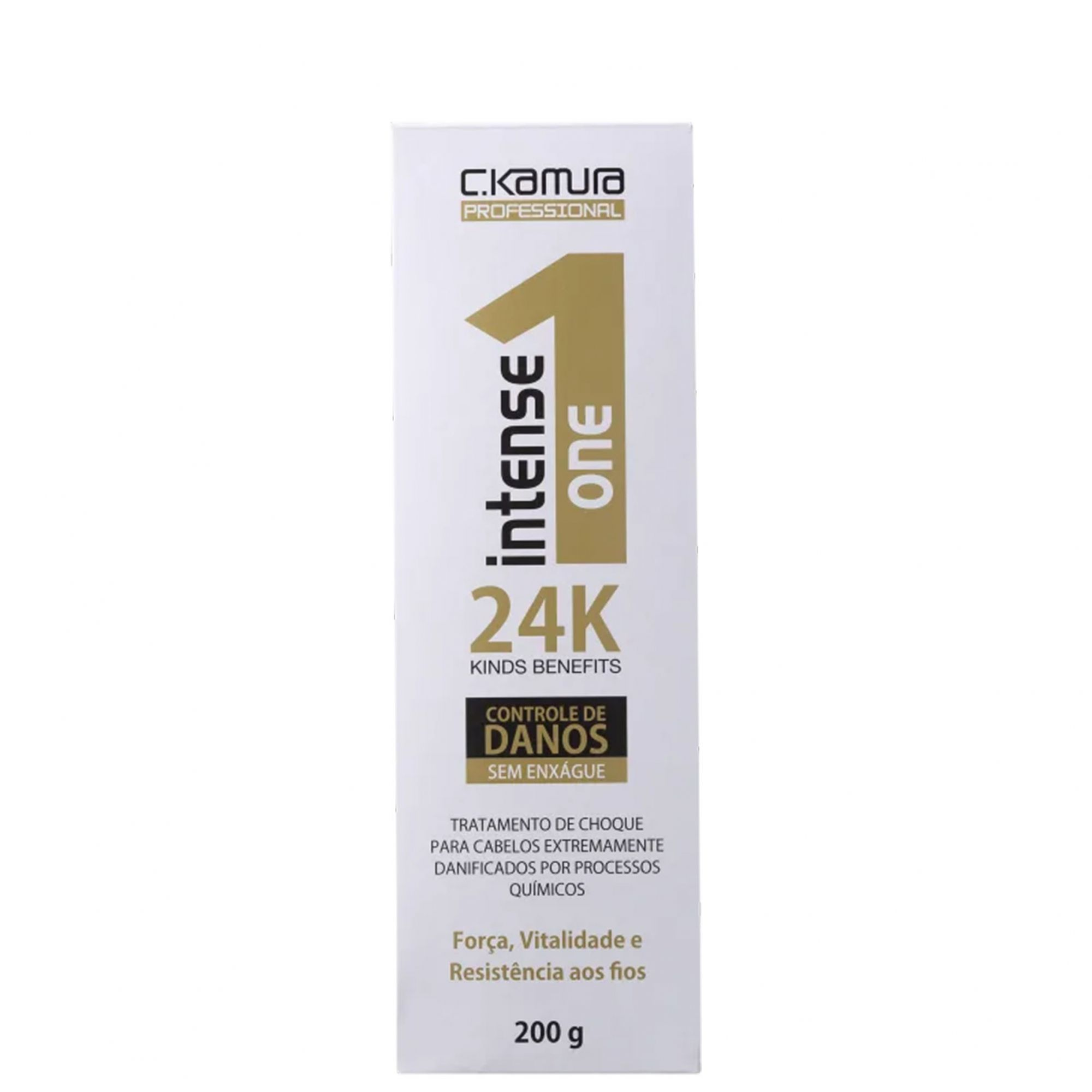 C.Kamura Intense One 24k Leave-In 200g.