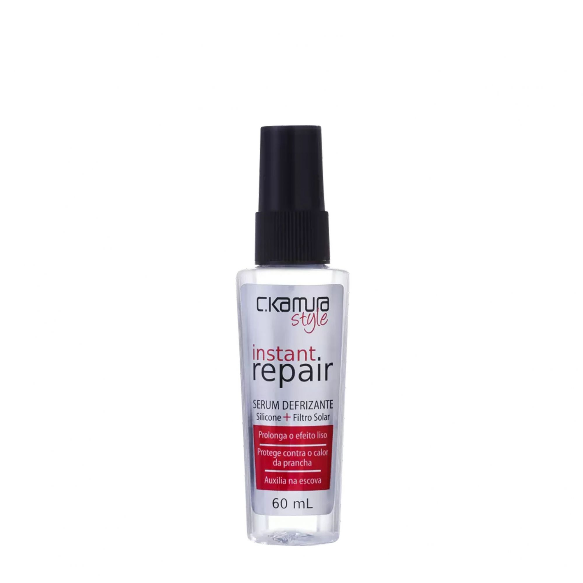 C.Kamura Style Instant Repair Sérum Anti-Frizz 60ml.