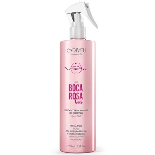 Cadiveu Boca Rosa Hair Fluído Condicionante de Quartzo 215ml