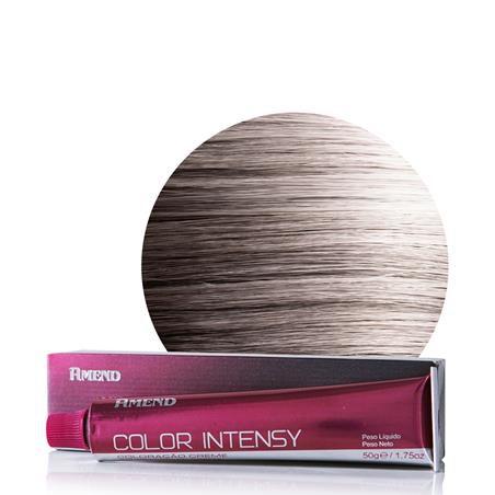 Coloração Amend 0.1 Cinza Intensificador Color Intensy  50g.
