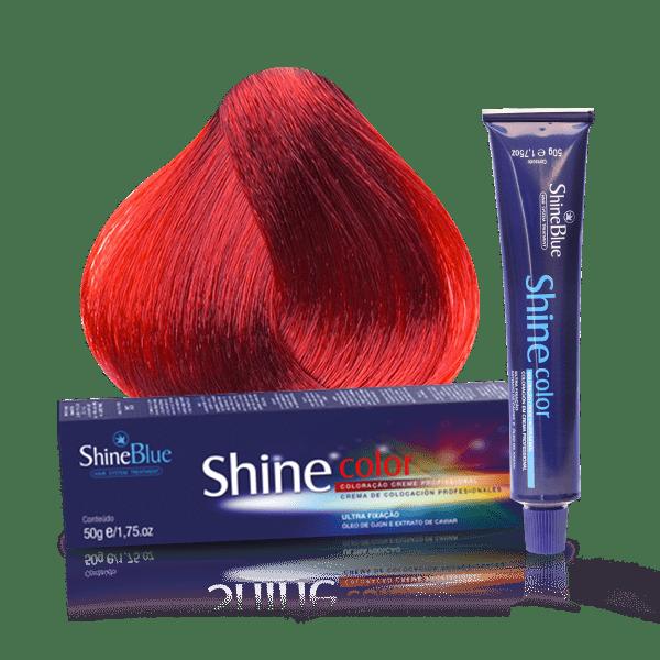 Coloração Shine Color 0.6 Intensificador Vermelho 50g