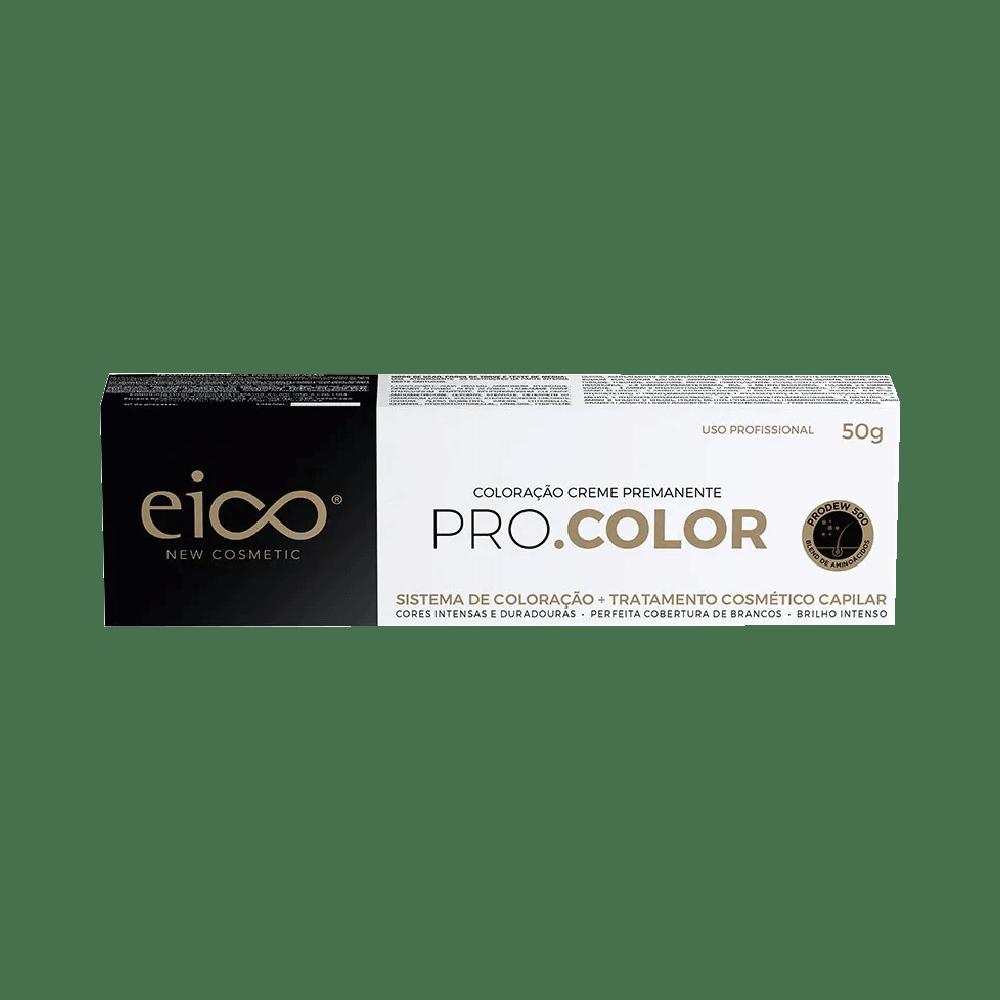 Coloração Pro Color Eico 6.0 Louro Escuro 50g