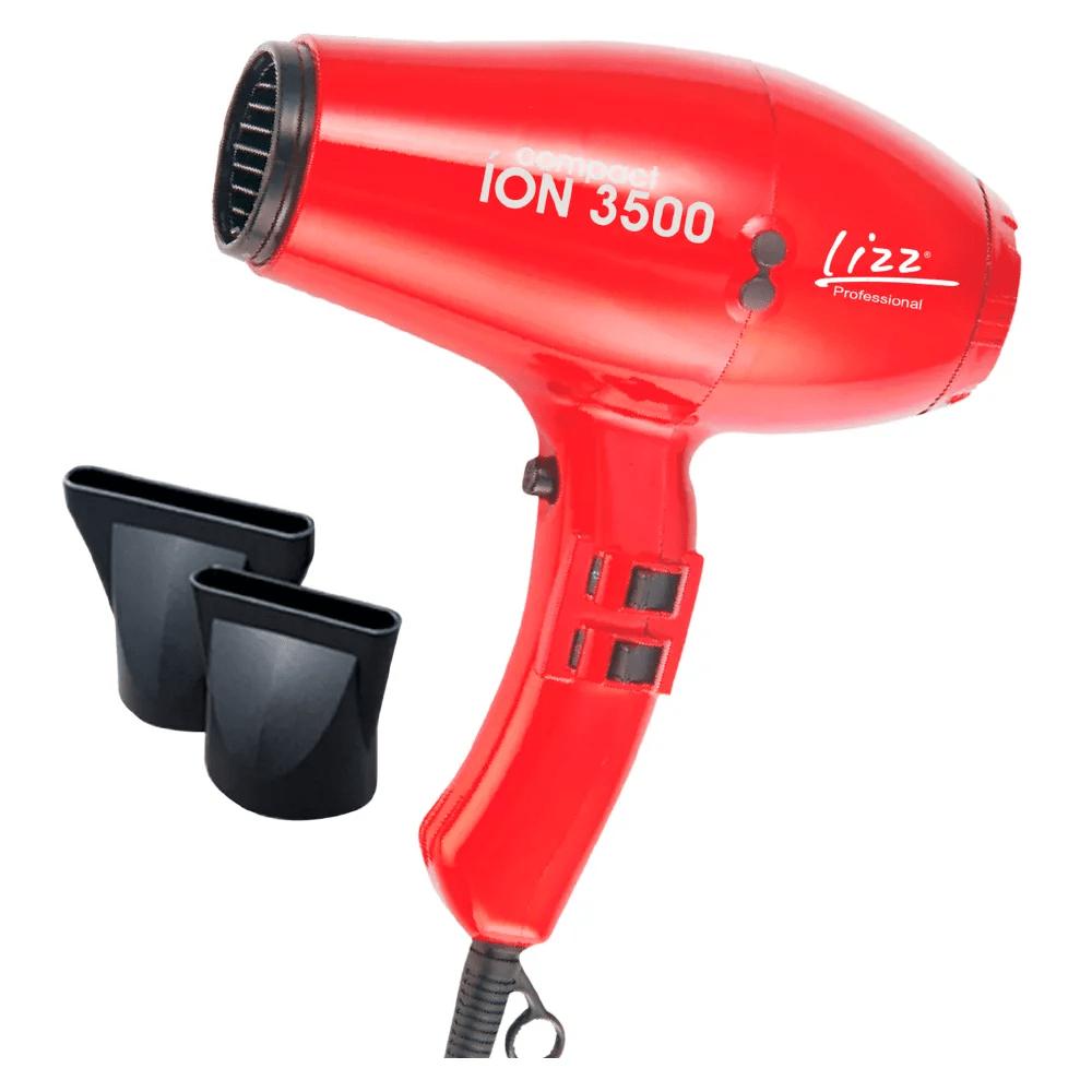 Compact Íon 3500 Lizz Professional Secador de Cabelo 1900W 110v