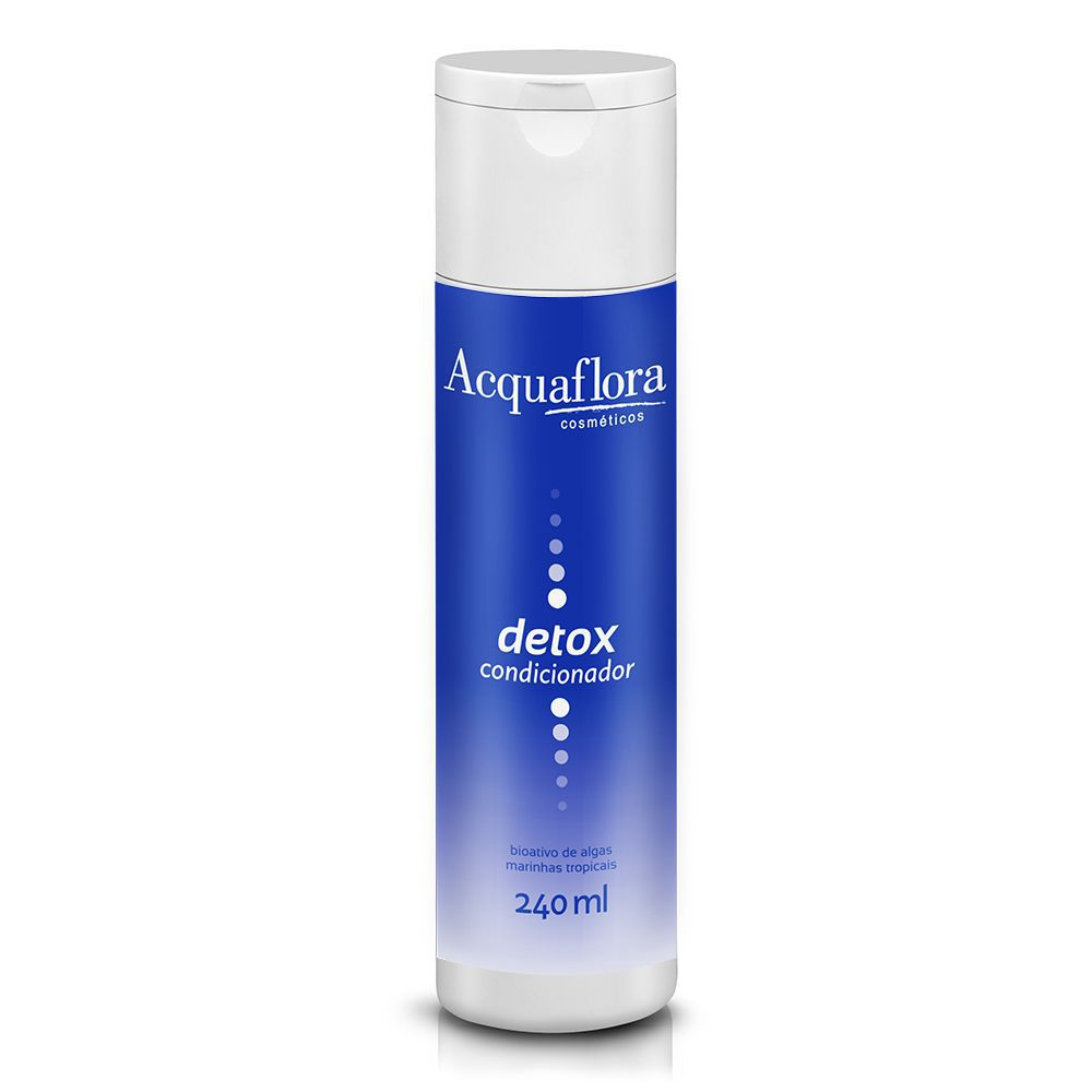 Condicionador Detox Acquaflora 240ml.