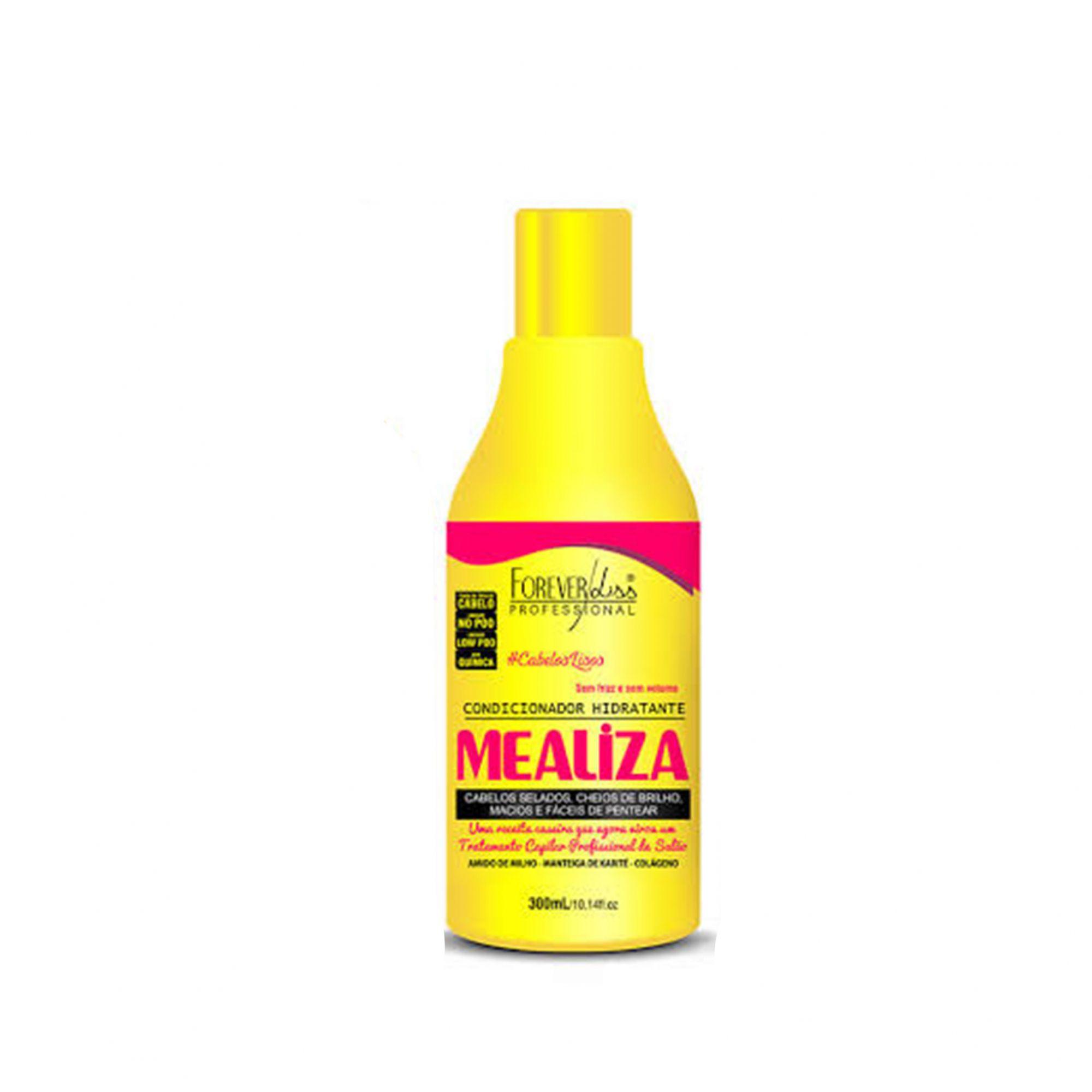 Condicionador MeAliza Forever Liss 300ml.