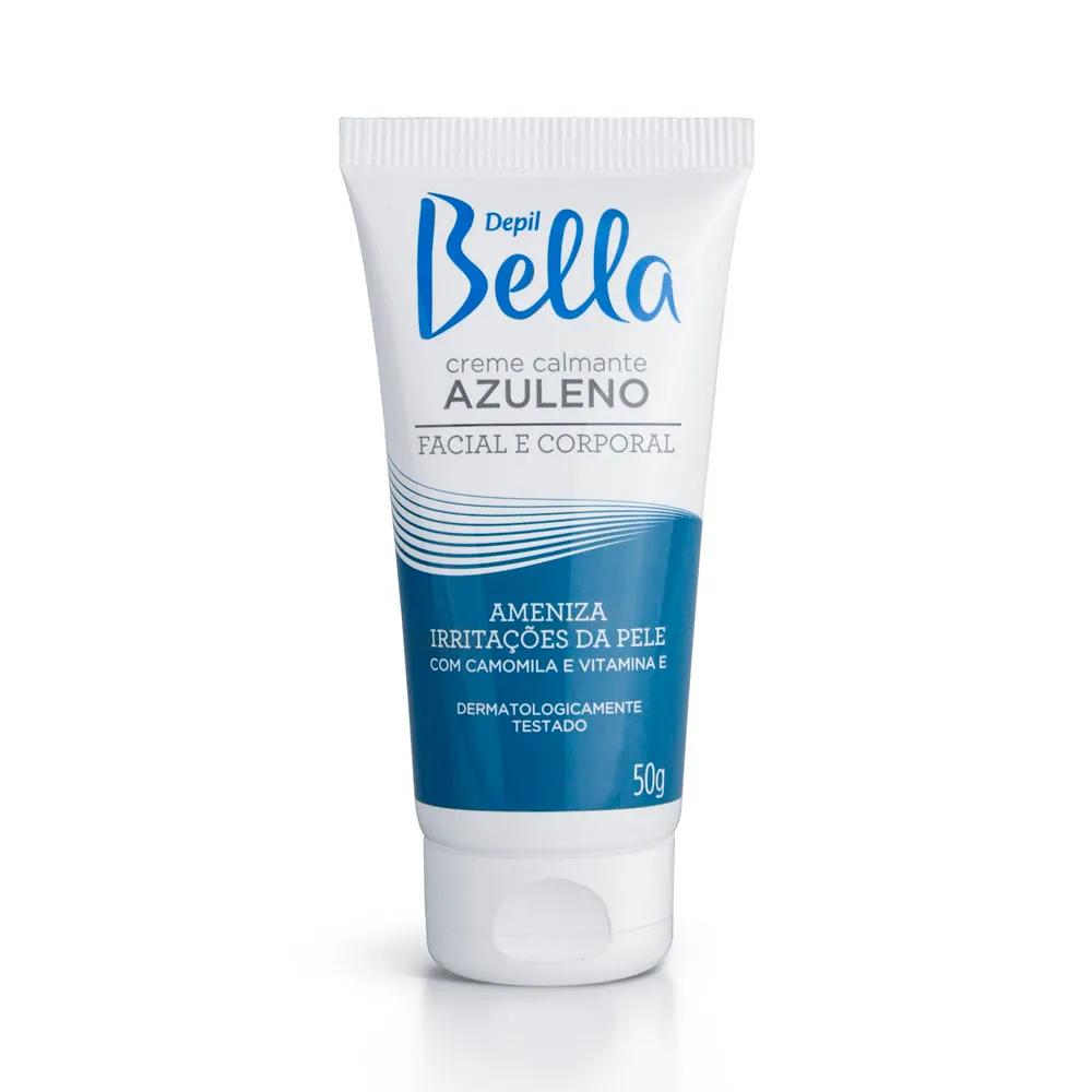Creme Azuleno Depil Bella 50g.