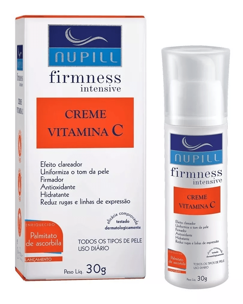Creme Vitamina C Firmness Intensive 30g Nupill