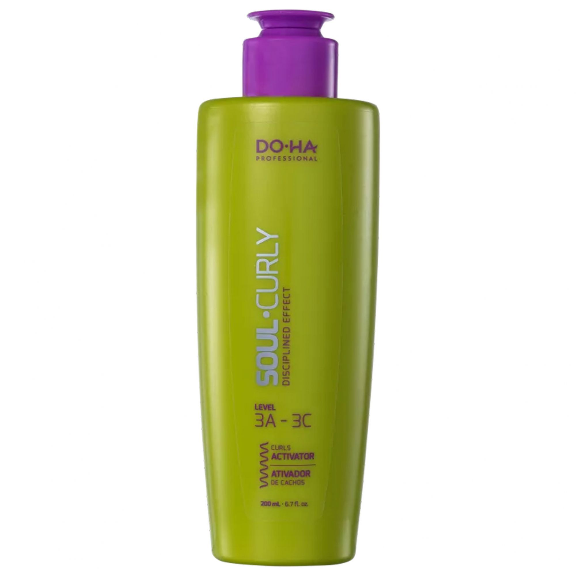 DO.HA Soul Curly 3A/3C - Ativador de Cachos 200ml