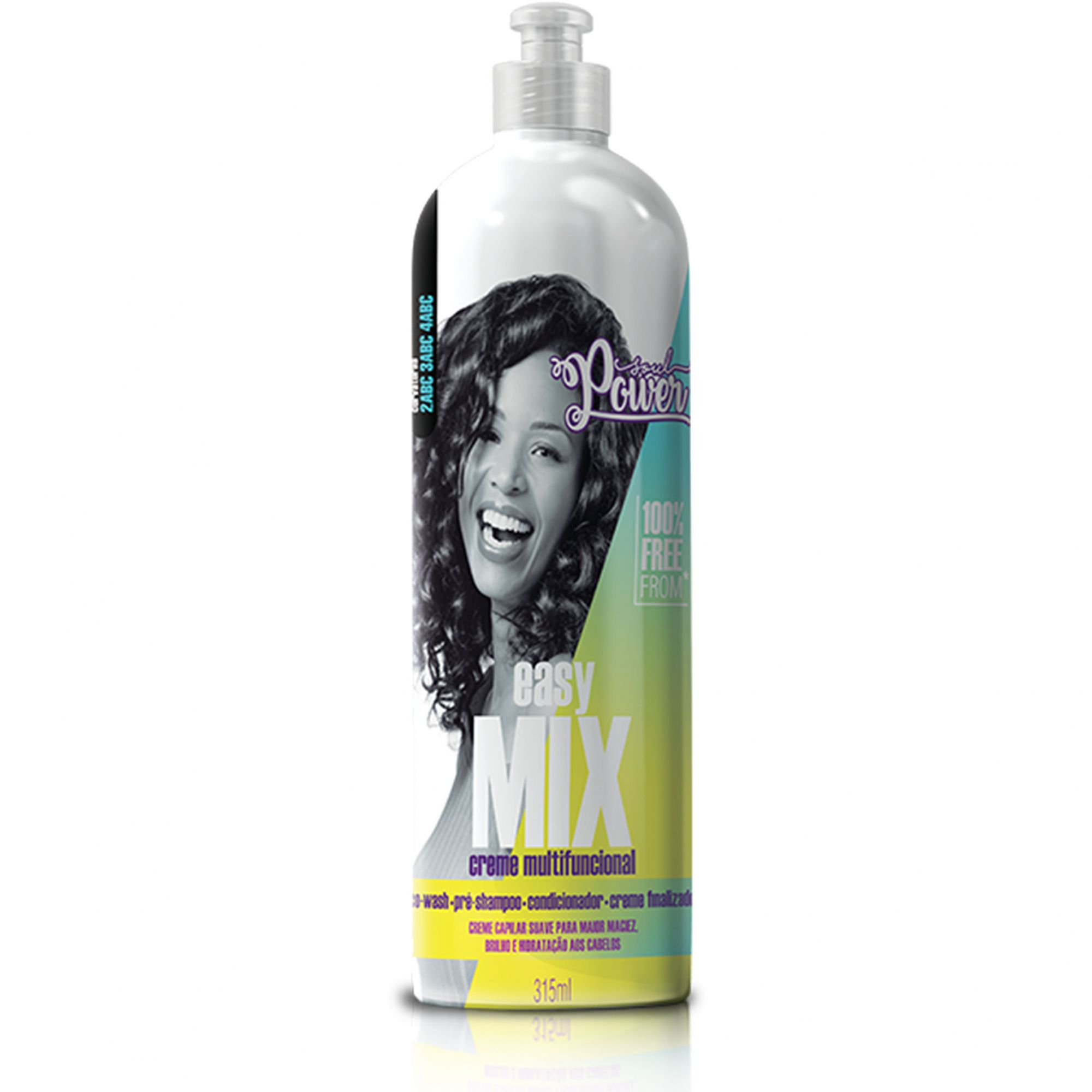 Easy mix Cowash Leave In Soul Power 315ml.