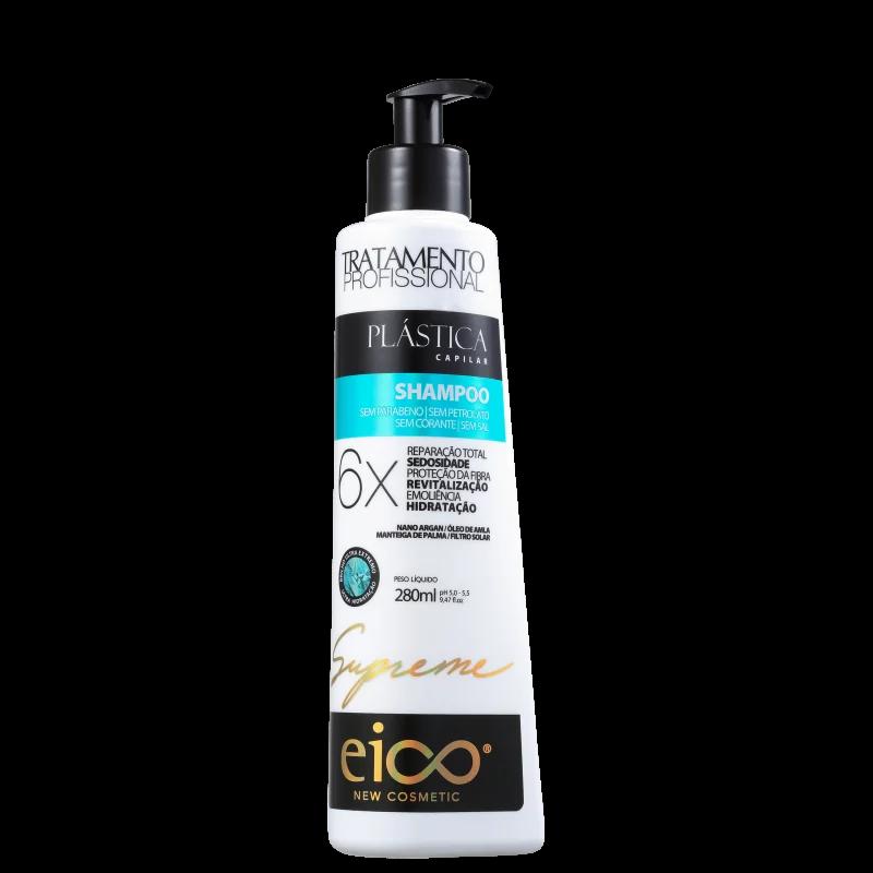 Eico Supreme Plástica Capilar Shampoo 280ml.