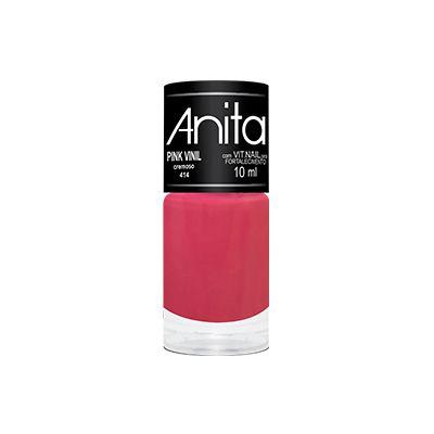 Esmalte Anita Pink Vinil 10ml.