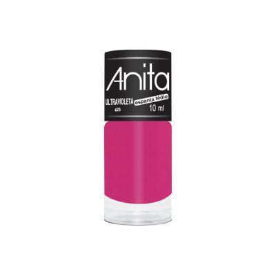 Esmalte Anita Ultravioleta Espanta Tédio 10ml.
